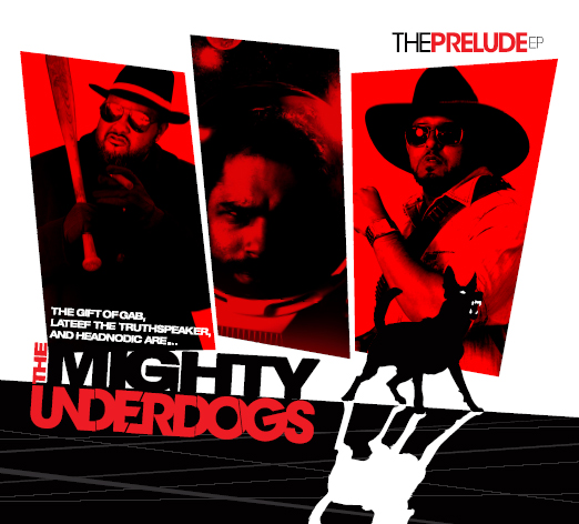 The Mighty Underdogs Album Cover