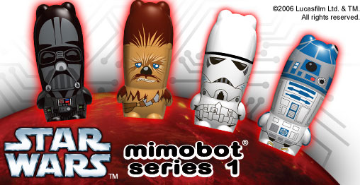 Star Wars Series Mimobots