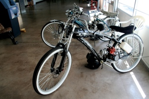 Another favorite bike of Mikey's.  -- Photo By Kendaru Photography