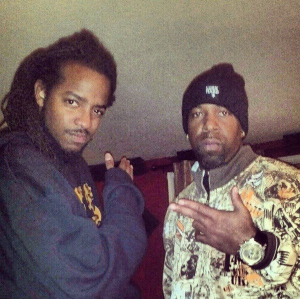 Jae Synth & Young Noble of the Outlawz