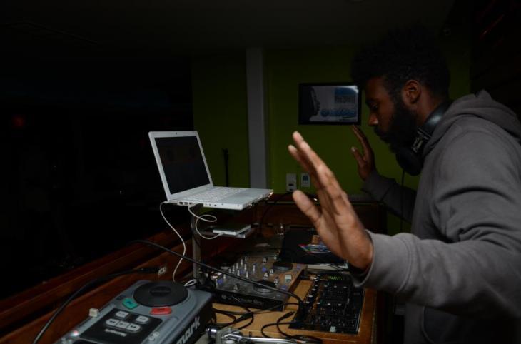 DJ Wreckdavegan2
