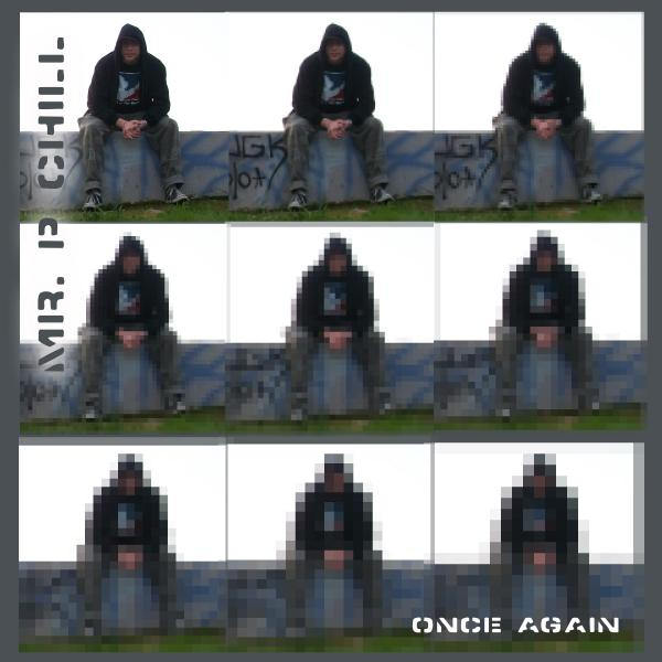 Album Cover - Once Again