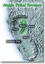maudi map
