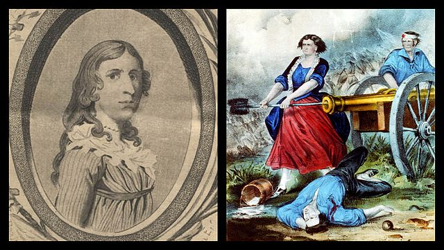 Woman At War: Deborah Sampson; Thou Art The Man