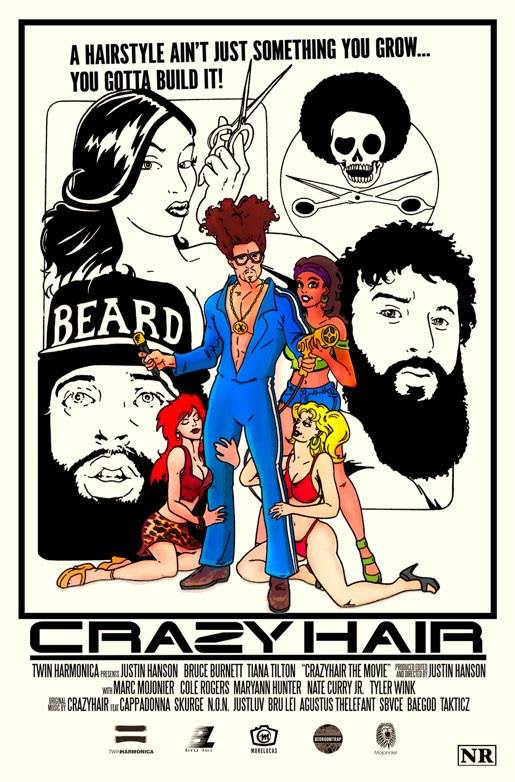 Sacramento Hip-Hop Scene Releases CrazyHair Music Video-Opera
