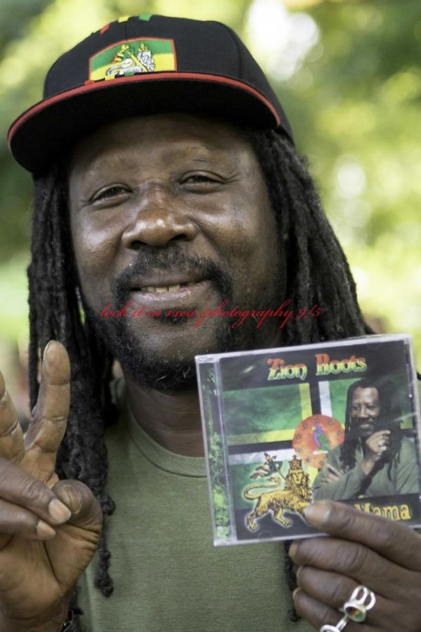 "Zion Roots, ""Oh Mama"" Album Sacramento ClassicReggae"