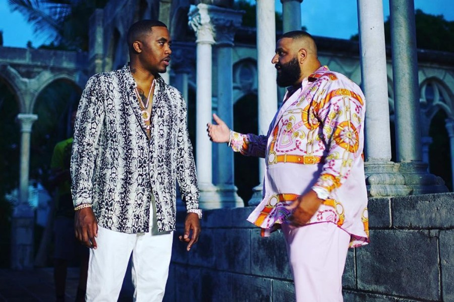 "DJ Khaled and Nas Get It Right With, ""Nas Album Done"""