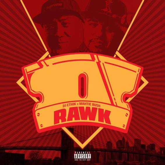 """""""RAWK"""" Album Release 8/24/18"""