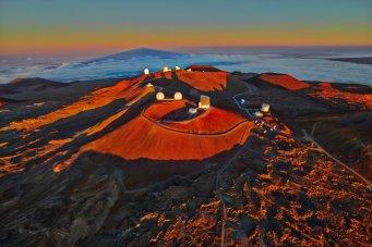 Mauna Kea-Telescopes